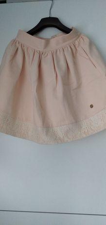 Spódnica jasnoróżowa