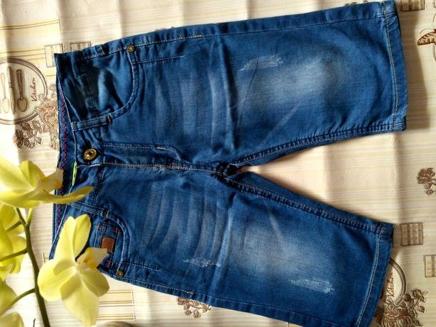 Джинсовые шорты подростковые