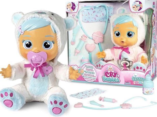 Cry babies kristal. Интерактивная кукла плакса
