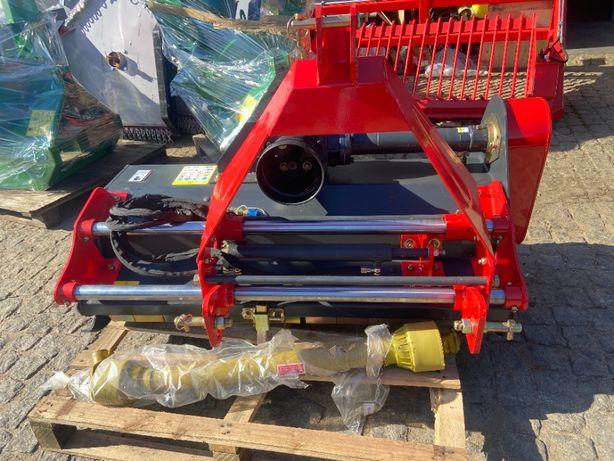 Triturador capinadeira de martelos 1,35 mts descentrável hidraulico