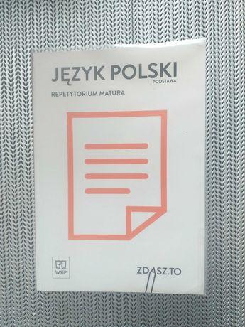 Repetytorium maturzysty - JĘZYK POLSKI - PODSTAWA