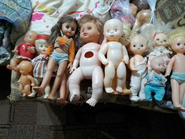 Куклы советского времени