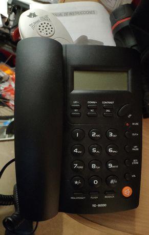 Telefon analogowy, nowy - Telefono Alambrico TC-9200, regulowany