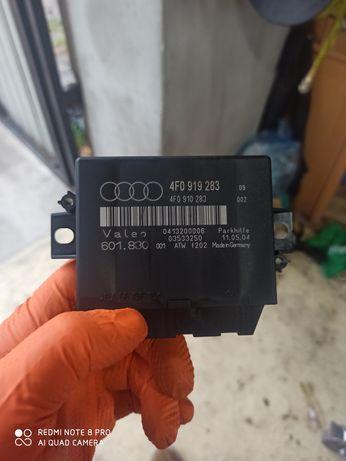 Moduł czujników parkowania PDC audi A6 C6