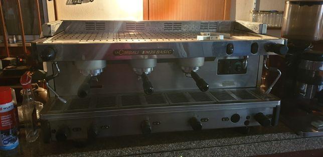 Maquina de cafe LaCimbali 3 grupos + Minho lLaCimbali
