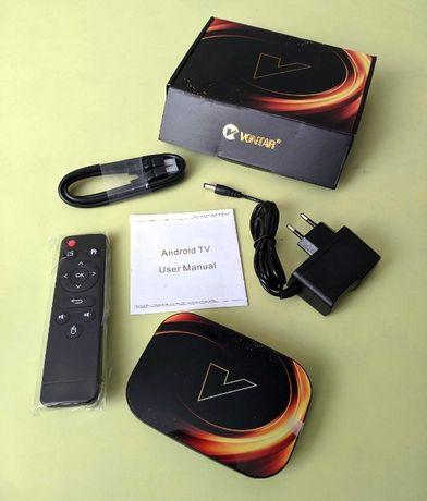 ТВ приставка (ТВ БОКС)Vontar X3 (32GB)