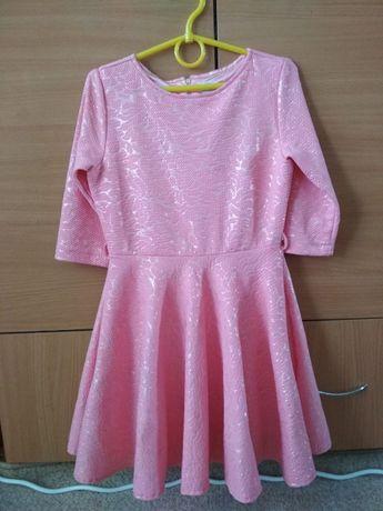 Новое состояние.Нарядное платье .Р.122-128