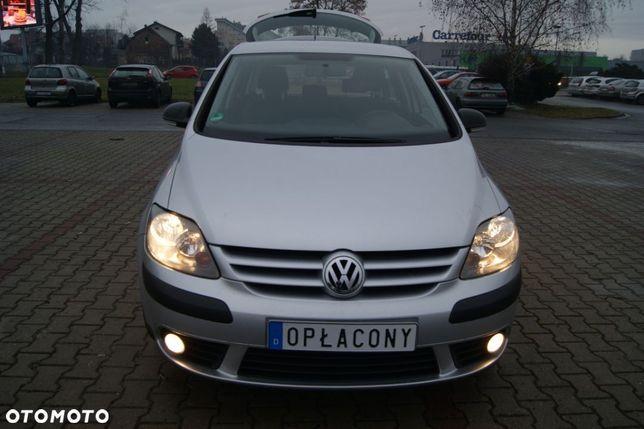 Volkswagen Golf Plus Silnik 1.6 benzyna MPI 102Km, Klimatronic,PDC Przebieg 116 Tys,Serwis