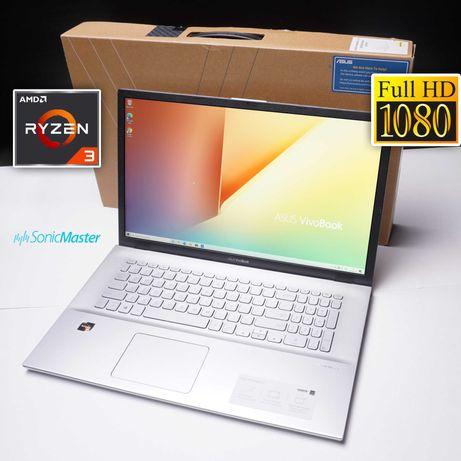 Ноутбук Asus VivoBook 17 M712D AMD Ryzen/ Full HD/ 8 Gb Ram/256 Gb SSD