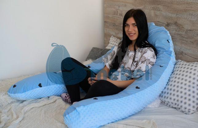 Подушка для беременных, подушка для кормления, подушка в кроватку