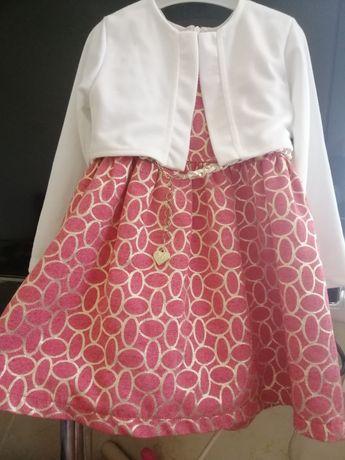 Платье сарафан с болеро