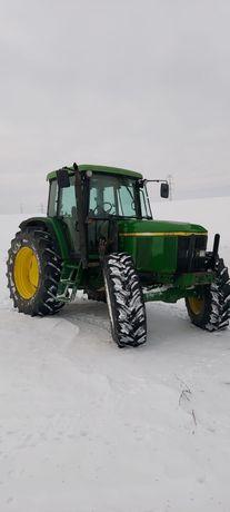 Трактор джон дір. John deere 6610,6620,6810