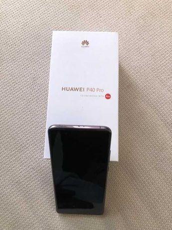 Huawei P40 Pro 5G-8GB RAM-256 GB ROM, novo+Fatura+caixa