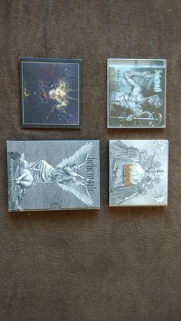 Behemoth - pakiet Evangelion, Demigod, Satanist, Evangelia Heretica