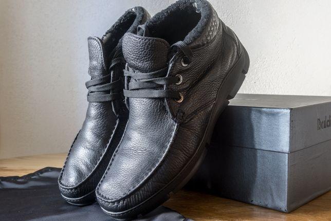 Мужские зимние ботинки Baldinini