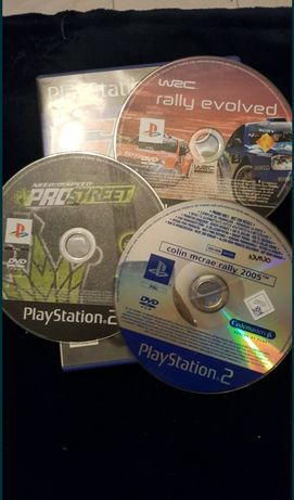 Need for speed Pro street (e outros) Ps2