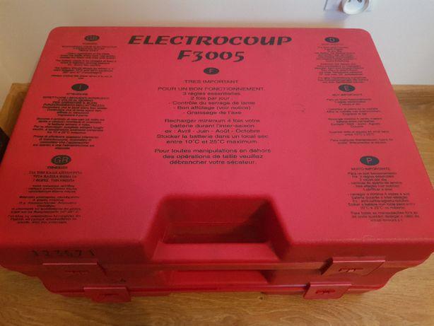 Sekator elektryczny Electrocoup Infaco F3005