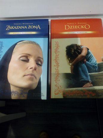 Książki 2szt za 15 zł