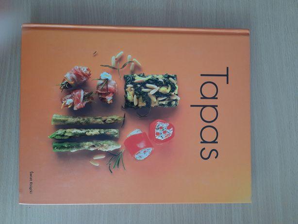 Tapas książka kucharska
