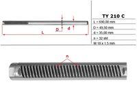 Listwy zębate przekładni kierowniczych Toyota 4Runner, Toyota Land Cru