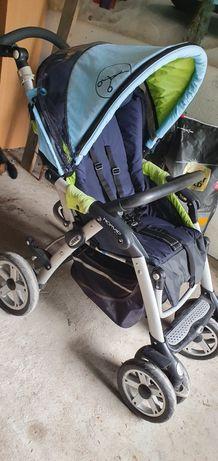 Wózek 3w1 jane nomad
