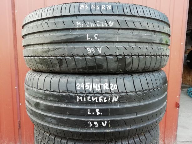 245/45 R20 99V - Michelin Latitude Sport (2 sztuki)