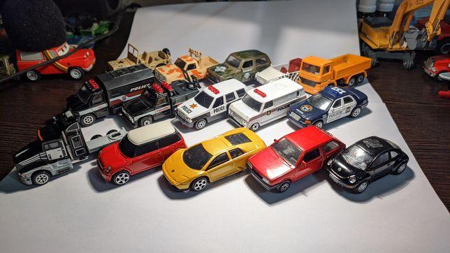 Машинки модели matchbox siku realtoy maisto welly kinsmart