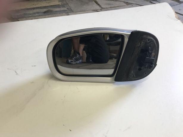Espelho Esquerdo Eléctrico Rebativel Mercedes W210 Classe E