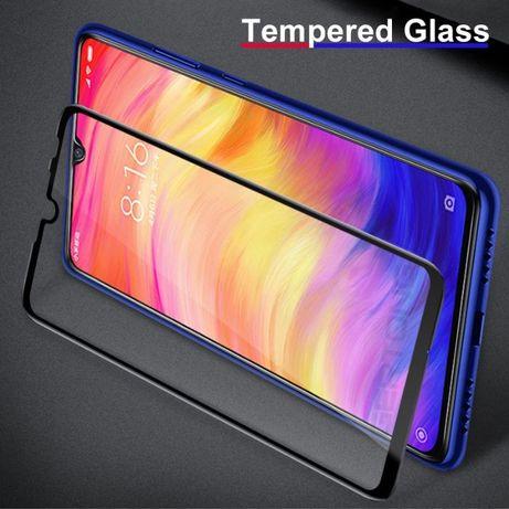Защитное стекло 9D/5D/3D Xiaomi Redmi iPhone Meizu Samsung Huawei