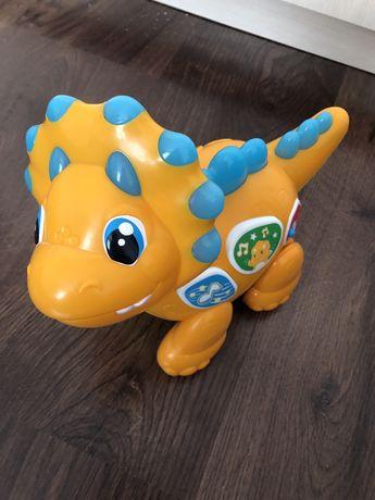 Интерактивный детский динозавр