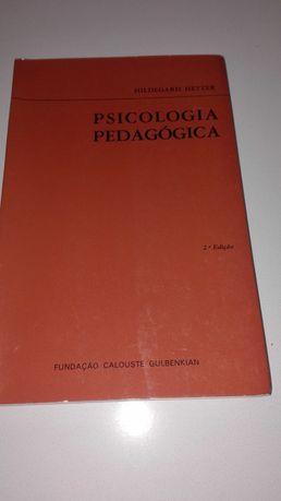 Psicologia Pedagógica - Hildegard Hetzer 2 Edição