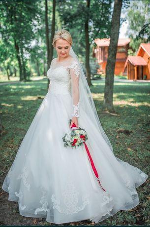Продам весільну сукню свадебное платья