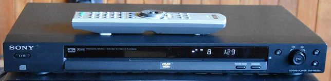 Odtwarzacz DVD Sony DVP-NS330 +Pilot
