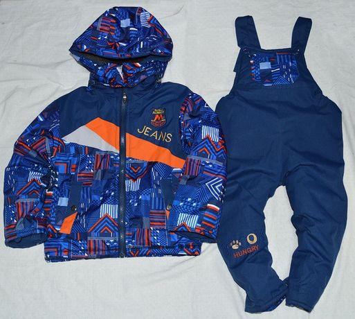 Куртка+ комбинезон дэми 1,5-2года
