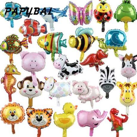 Balon foliowy zwierzątka