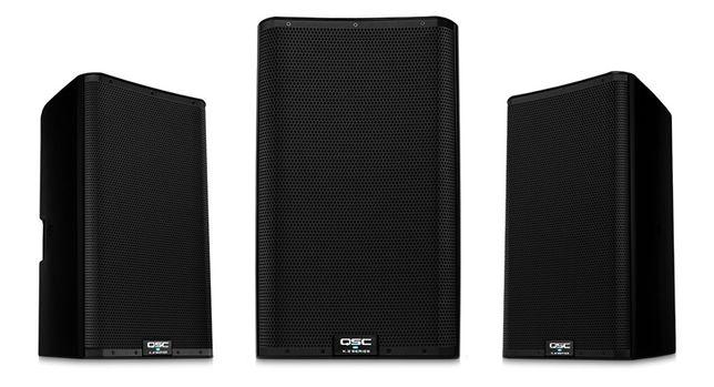 QSC K12.2 kolumna aktywna 2000W DSP dla DJ PIĘKNE BRZMIENIE
