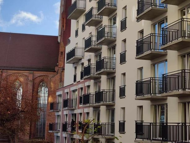Balkony barierki tarasy
