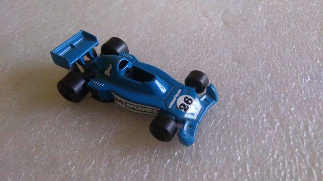 Antigo Carro miniatura formula 1 da marca Polistil