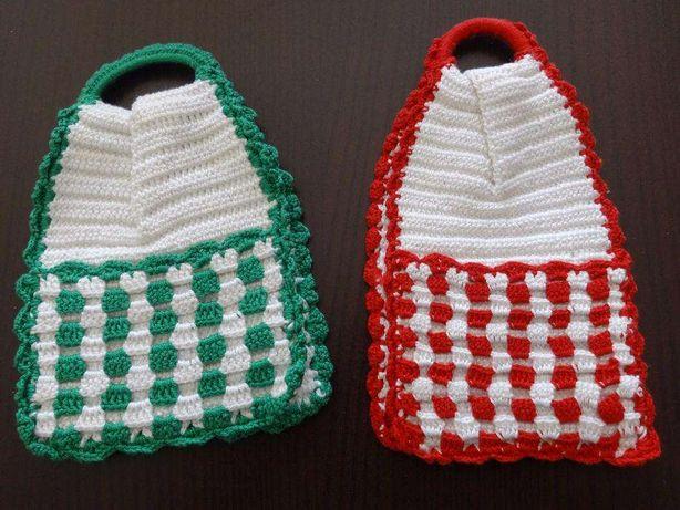 Porta Fósforos em renda de crochet