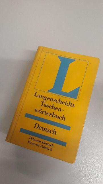 Słownik języka niemieckiego DEUTCH
