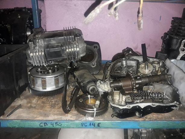 Honda cb 450n cb450n części