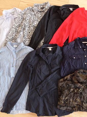 Koszule h&M , Reserved, c&a 38/40