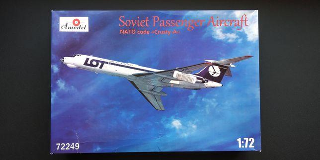 Tupolev Tu-134A 1/72 PLL LOT