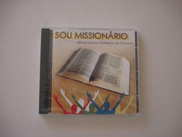 Dvd sou missionário