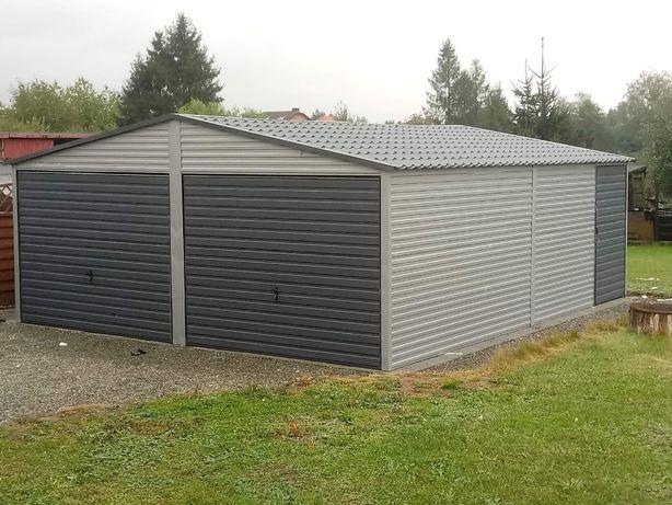 Garaże blaszane od Producenta 3x4 3x5 4x5 4x6 6x5 6x6 9x6 Blaszak
