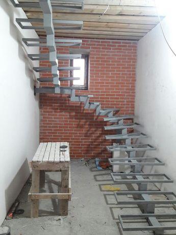 Каркаси сходів! СХОДИ будь якого типу! Лестницы на каркасе