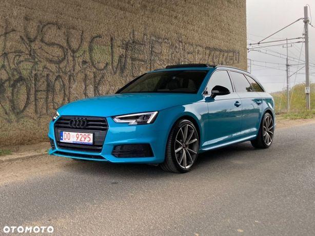 Audi A4 a4 b9 ful opcja