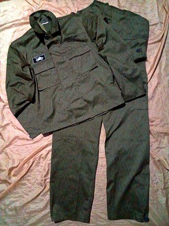 Армия ГДР танковый костюм комбинезон камуфляж штрихтарн