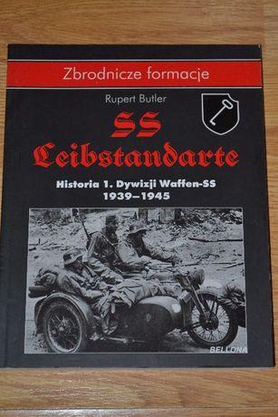 SS-Leibstandarte. История дивизии СС Лейбштандарт. (на польском языке)