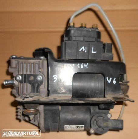 Compressor suspensão Mercedes ML w164 (2007) A1643200404